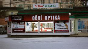 Oční optika Brno