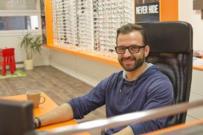 Oční optika Vyškov